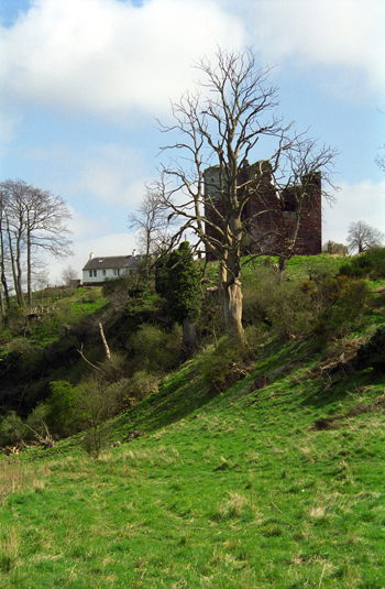Stoneypath Tower, Garvald