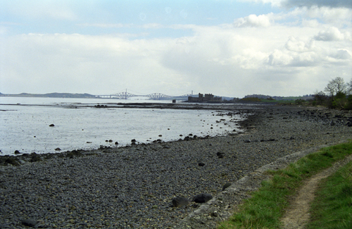 Blackness Castle and the Bridges