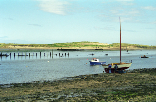 Coquet Estuary, Amble