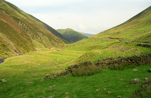 near Grey Mare's Tail