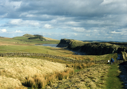 Hadrian's Wall & Crag Lough
